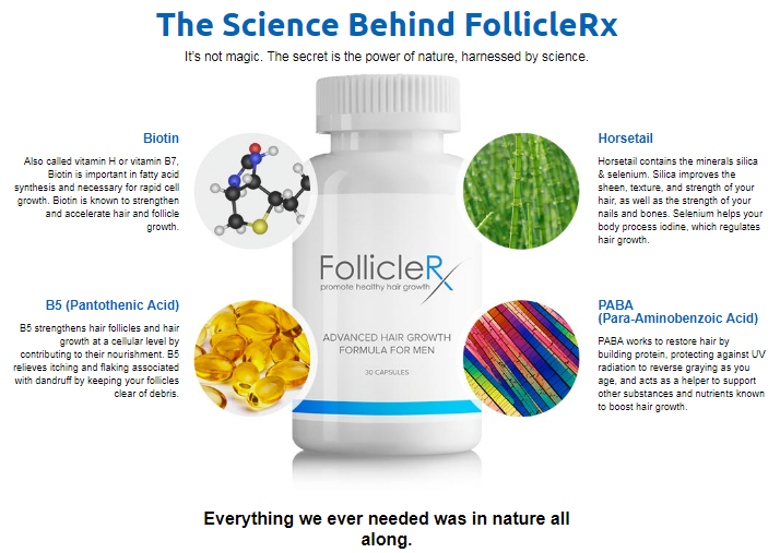 folliclerx ingredients