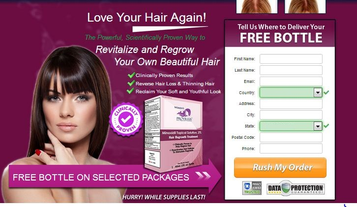 provilus hair women
