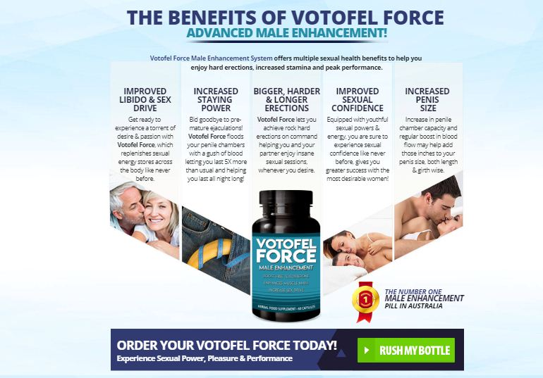 votofel force benefits