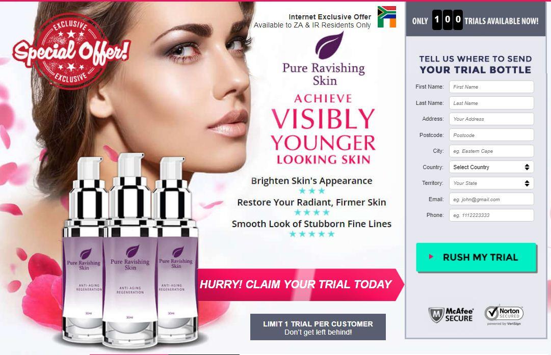 pure revishing skin